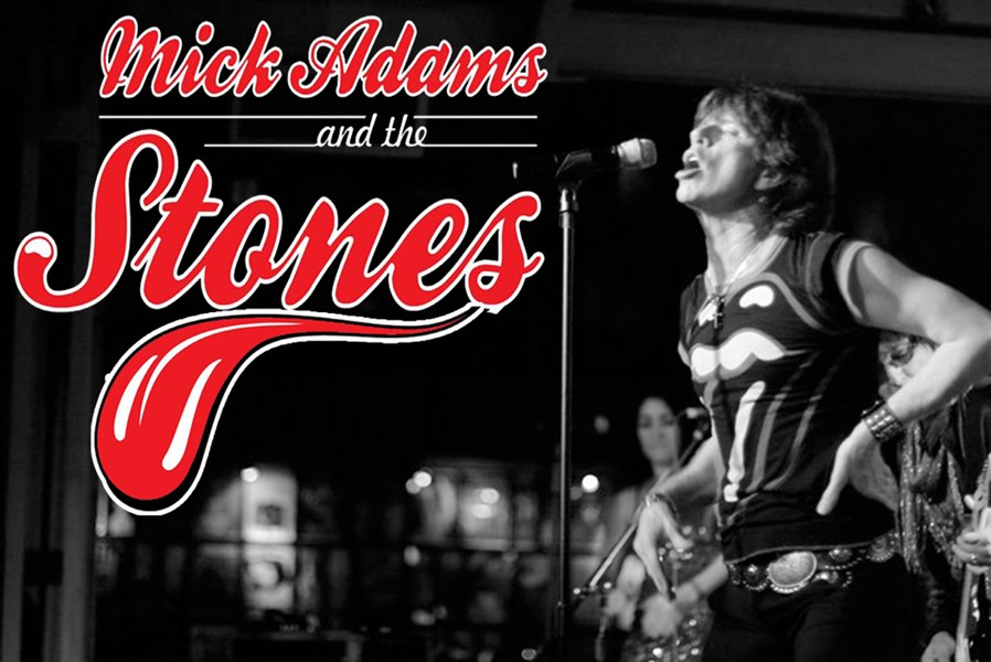 #1 Rolling Stones tribute band