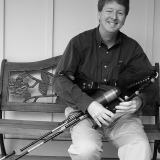 Dave Boling - Uilleann Bagpipes and Tin Whistle - Celtic Bagpiper - Florence, AL