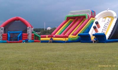 A&S Play Zone Party Rental | Franklin, OH | Party Tent Rentals | Photo #1