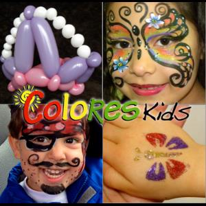 COLORES KIDS - Face Painter - Natick, MA