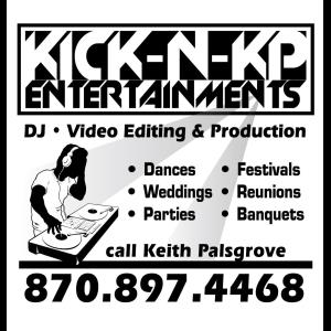 Kick-N-KP Entertainments - DJ - Jonesboro, AR