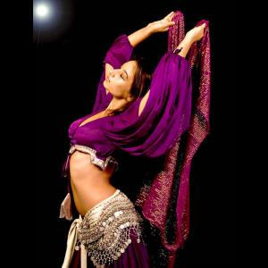 Gary Salsa Dancer | Alexandra the Romanian Bellydancer