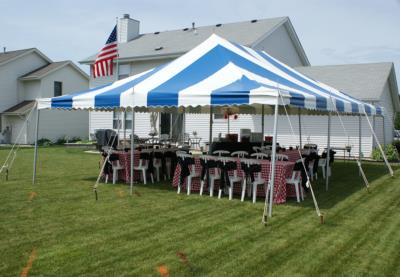 Arena Americas | Chicago, IL | Party Tent Rentals | Photo #2