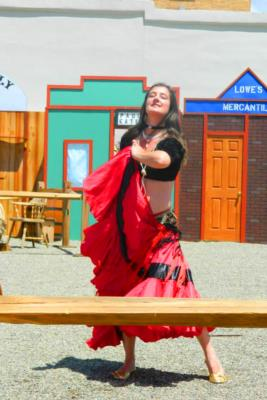EgleRucci | Flagstaff, AZ | Belly Dancer | Photo #5