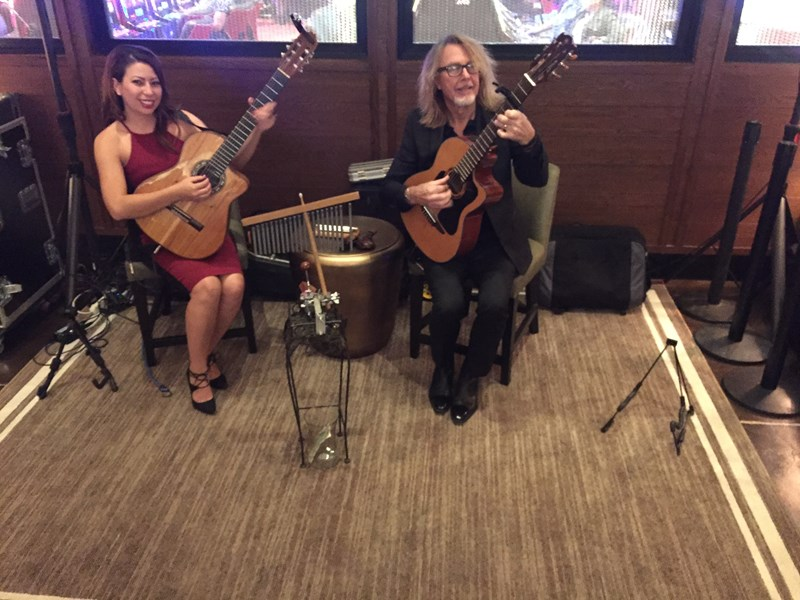 Desert Rose Duo - Acoustic Guitarist - Menifee, CA
