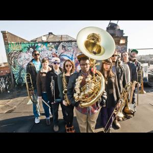 PitchBlak Brass Band - Brass Band - Brooklyn, NY