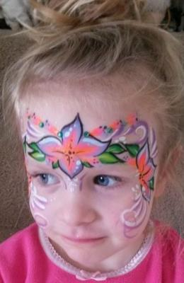 A New Face by Nikki Walters | Goshen, OH | Face Painting | Photo #15