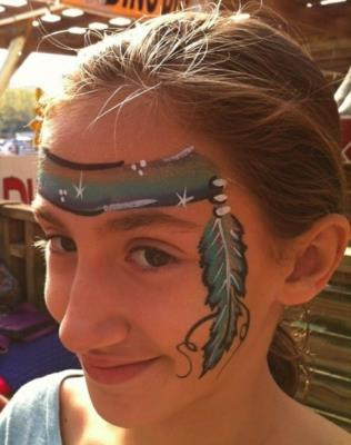 A New Face by Nikki Walters | Goshen, OH | Face Painting | Photo #17