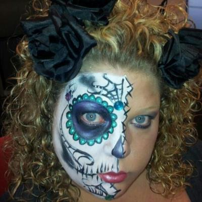 A New Face by Nikki Walters | Goshen, OH | Face Painting | Photo #4