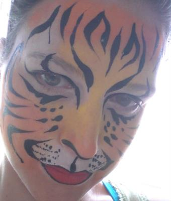 A New Face by Nikki Walters | Goshen, OH | Face Painting | Photo #9
