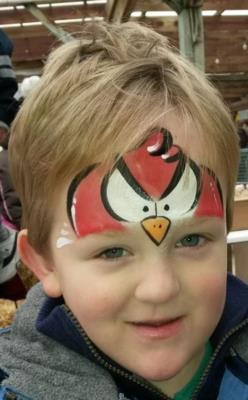 A New Face by Nikki Walters | Goshen, OH | Face Painting | Photo #14