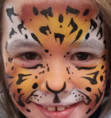 A New Face by Nikki Walters | Goshen, OH | Face Painting | Photo #8
