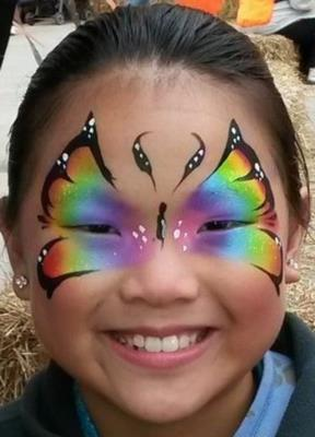 A New Face by Nikki Walters | Goshen, OH | Face Painting | Photo #1