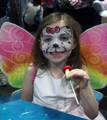 A New Face by Nikki Walters | Goshen, OH | Face Painting | Photo #6