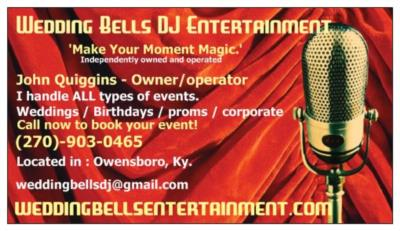 Wedding Bells DJ Entertainment | Owensboro, KY | Event DJ | Photo #5