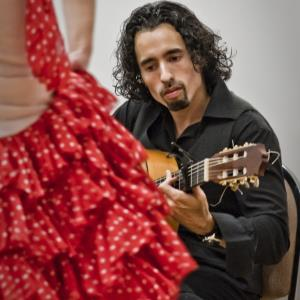 Davenport Flamenco Guitarist | David Chiriboga