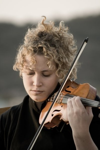 Hilletje Bashew - Classical Violinist - Los Angeles, CA