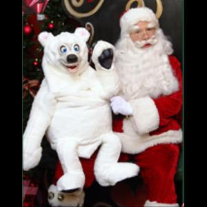 Lincoln Costumed Character | Santa Claus Visit
