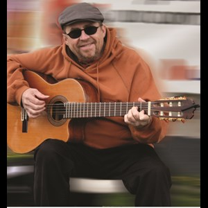 Red Deer Jazz Musician | Guitar by FORD