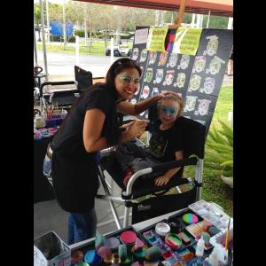 International Face and Body Art - Face Painter - Hollywood, FL