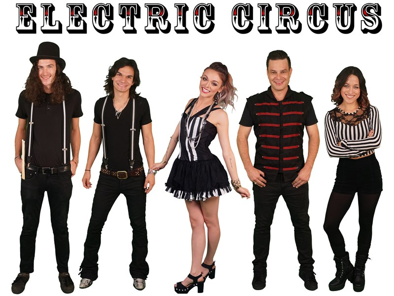 Electric Circus - Cover Band - Austin, TX