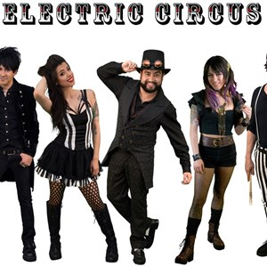 Robertson 90s Band | Electric Circus