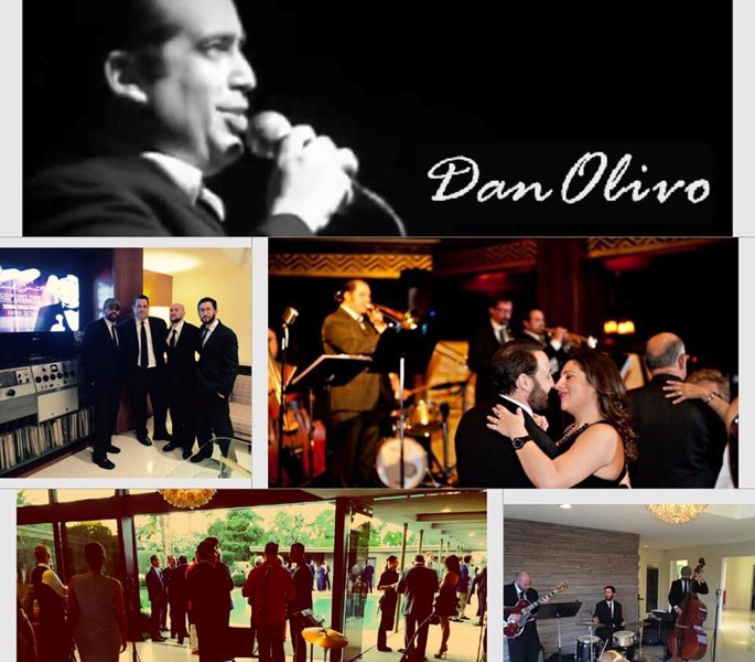 Dan Olivo & his Jazz Band - Jazz Band - Los Angeles, CA
