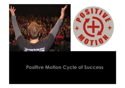 Patrick Positive Motion  | Fargo, ND | Motivational Speaker | Photo #13