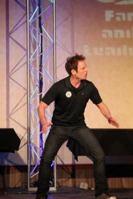 Patrick Positive Motion  | Fargo, ND | Motivational Speaker | Photo #9
