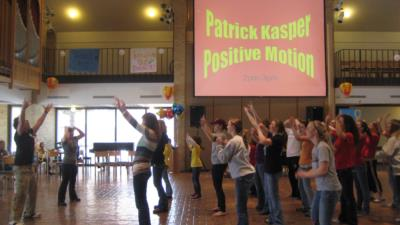 Patrick Positive Motion  | Fargo, ND | Motivational Speaker | Photo #15
