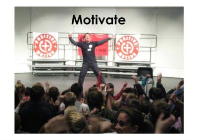 Patrick Positive Motion  | Fargo, ND | Motivational Speaker | Photo #2