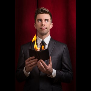 Albuquerque Street Magician | Rob Anderson - Magic, Comedy and Mind Reading