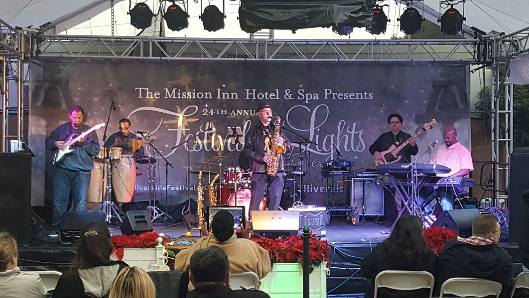 Smooth Jazz FHG Band - Smooth Jazz Band - Perris, CA