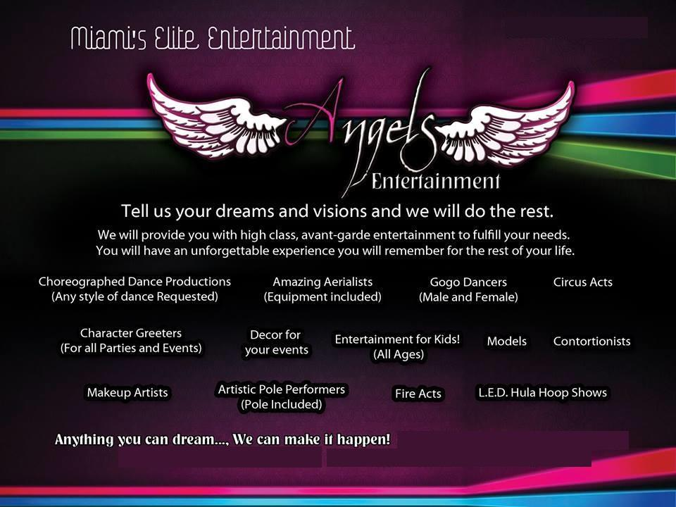 Angels Entertainment Company