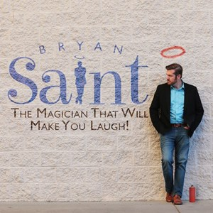 Charlotte Magician | Bryan Saint: The Magician That Will Make You Laugh