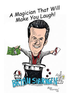 Bryan Swaringen: Magic That Will Make You Laugh! | Charlotte, NC | Magician | Photo #10