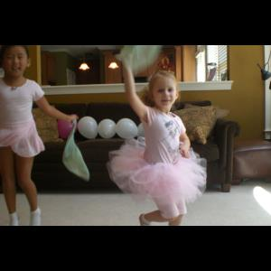Ballerina Dance Party - Princess Party - Alpharetta, GA