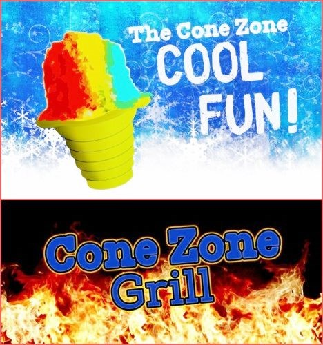 The Cone Zone, LLC / CZ Grill - Food Truck - Palm Desert, CA