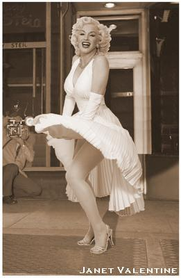 Janet as Marilyn! | Las Vegas, NV | Marilyn Monroe Impersonator | Photo #8