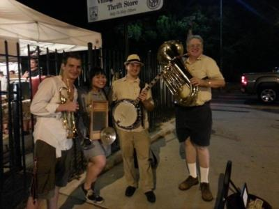 La Grosse Tete | Austin, TX | Dixieland Band | Photo #7