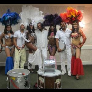 Tambores de Cores Samba Group - Brazilian Band - Emeryville, CA
