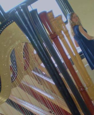 Brittany Burns | Clarksville, TN | Harp | Photo #9