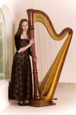 Brittany Burns | Clarksville, TN | Harp | Photo #8