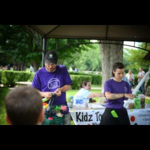 Dalton Face Painter | Kidz Town