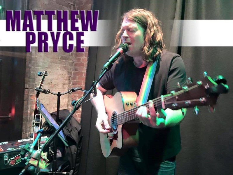 Matthew Pryce - Acoustic Guitarist - Albany, NY