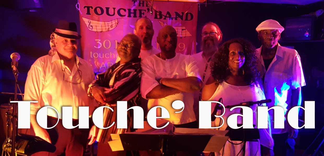 The Touche' Band - Motown Band - Waldorf, MD