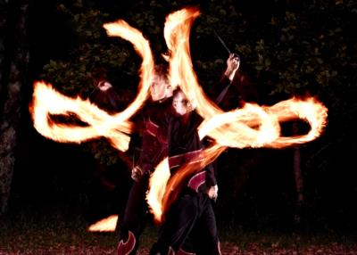A Different Spin | Boston, MA | Fire Dancer | Photo #6