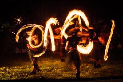A Different Spin | Boston, MA | Fire Dancer | Photo #3