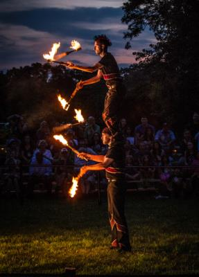 A Different Spin | Boston, MA | Fire Dancer | Photo #2