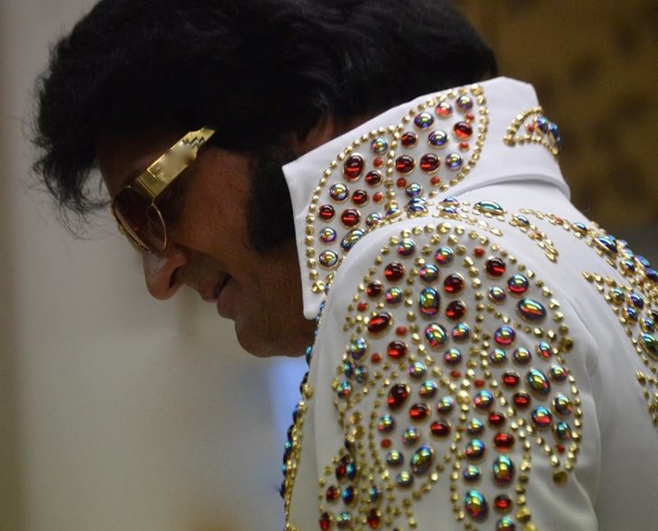 ELVIS Tribute Artist - John Monfort